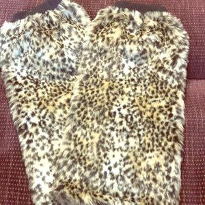 Wild Cat Costume Accessories /Cheetah Leg Warmers